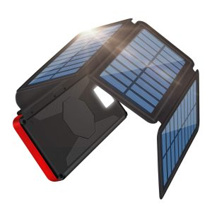 Be-Charming Solar Power Bank
