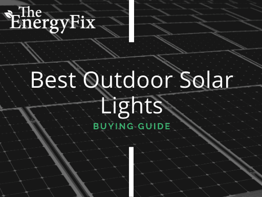 Best Outdoor Solar Lights banner