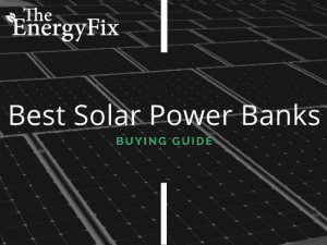 Best Solar Power Banks banner