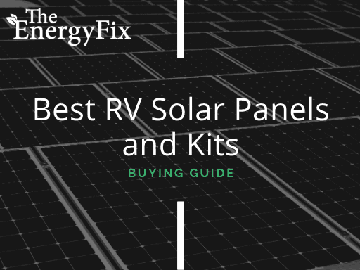 best rv solar panel and kits banner