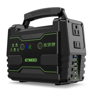 Enkeeo Power Station 155wh Portable Charger