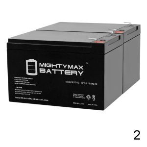 Mighty Max Battery ML12-12