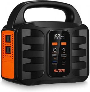 Nusgear 155wh Generator Portable Power Station