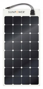 SunPower Flexible Panel review