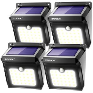 Zooki Solar Lights
